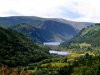 Monastic city, Upper Lake and Lower Lake, Glendalough, Ireland