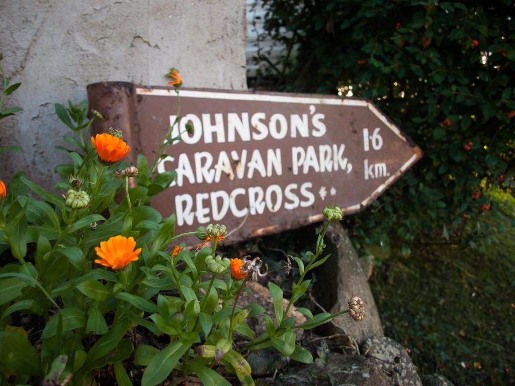 Johnson's Caravan Park Co. Wicklow